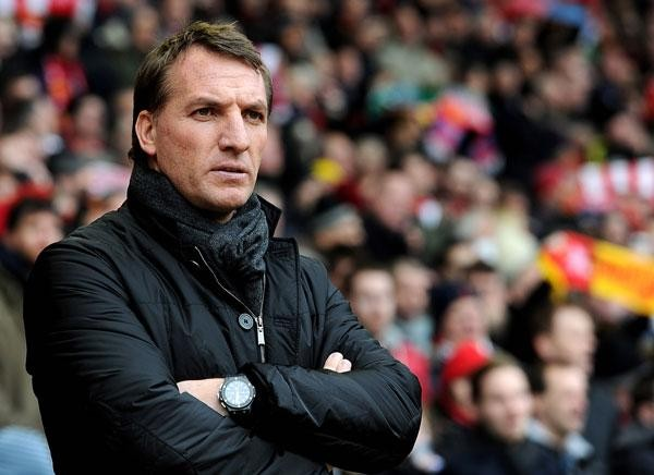 Brendan Rodgers Feels Liverpool a Ripe for a Trophy This Season. Image: Getty.