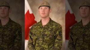 Canada Iraq-Military Adviser Killed-1