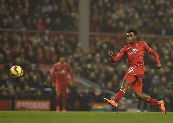 Daniel Sturridge Has Fitted Back Well Into the Liverpool Squad Since Returning from Calf Injury Setback. Image: Getty.
