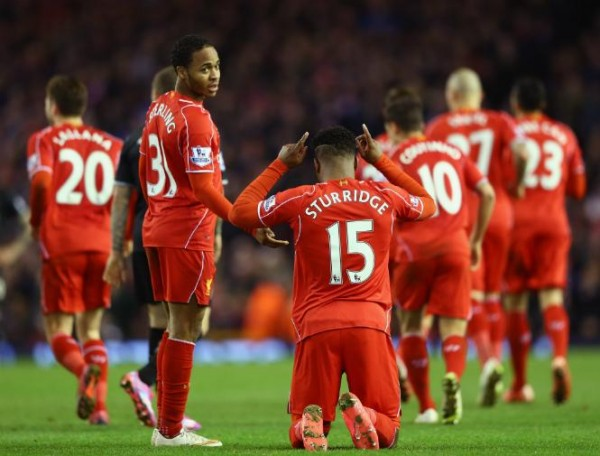 Sturridge Has featured Sparingly for the Anfield Club This Season Due to Series of Injury Problems. Image: Getty.