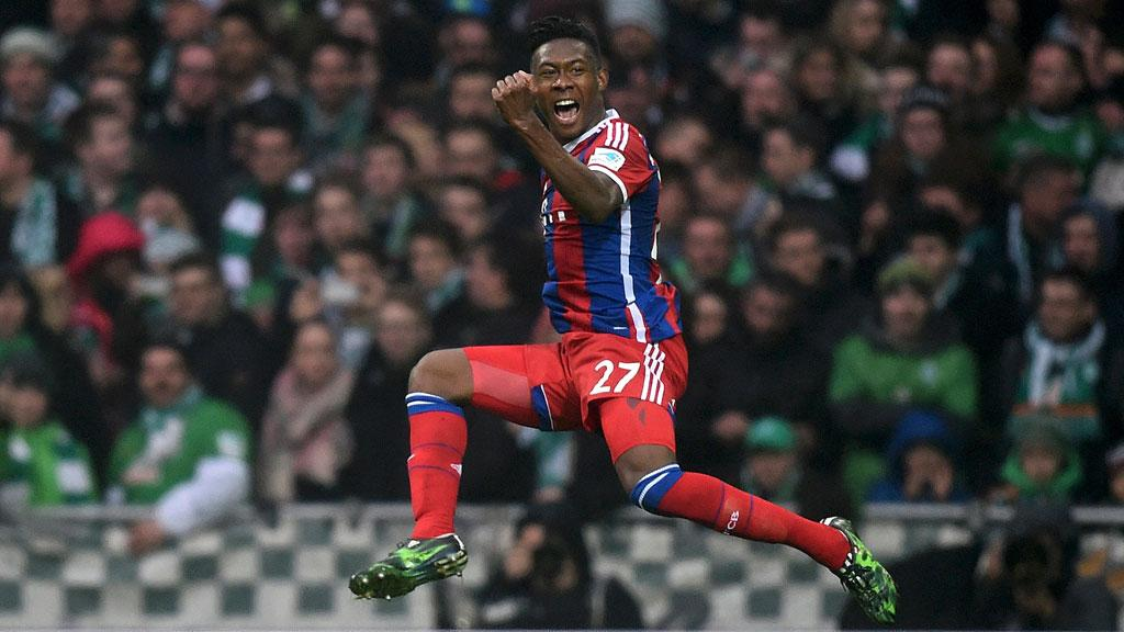 'How my refusal to pay bribe stopped me from playing for Nigeria' -David Alaba