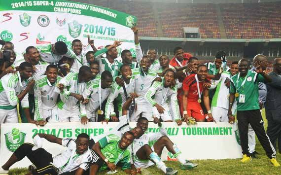 Flying Eagles Super 4