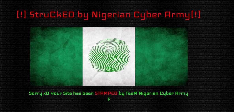 INEC hacked