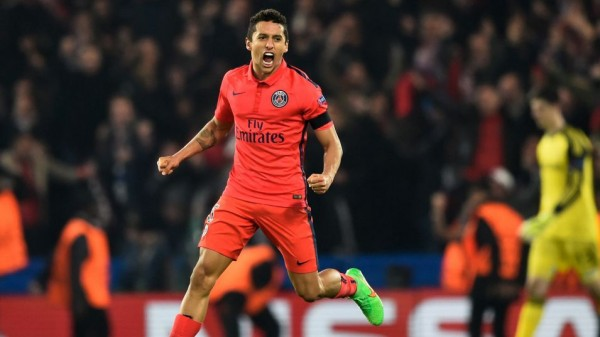 Marquinhos Signs New PSG Deal. Image: Getty.