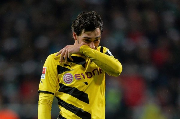 Dortmund CEO Hans-Joachim Watzke Said Getman Club Have Not Received Offers for Mats in March. Image: Getty.