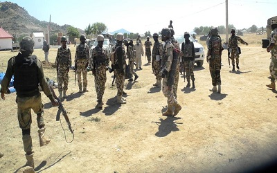 NIGERIAN TROOPS-RECAPTURE-OF-MUBI-TOWN