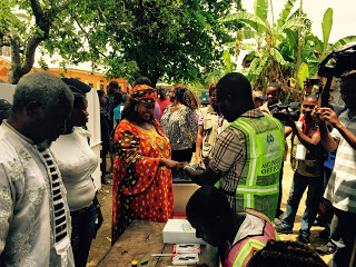 Stella Oduah accredited