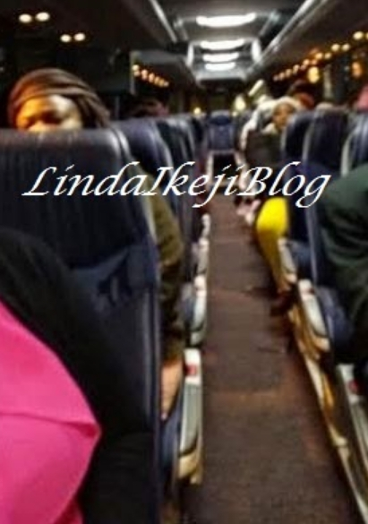 Photos: Arik Air Passesngers Stranded At UK Heathrow Airport For 2 Days Now