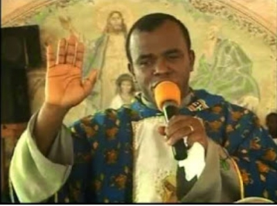 EFCC Denies Freezing Father Mbaka's Accounts