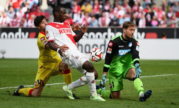 Anthony Ujah Scores His Tenth Goal of the German League Season. Image: Getty.