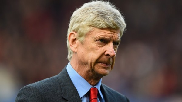 Arsene Wenger Plays Down the Effect of Arsenal-Chelsea Clash on Premier League Destination. Image: Getty.