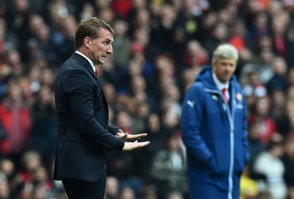 Brendan Rodgers is Confident Liverpool Players Remain Committed and Fully Focused. Image: Getty.