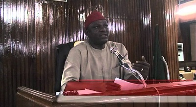 SPEAKER, ENUGU STATE HOUSE OF ASSEMBLY, EUGENE ODO