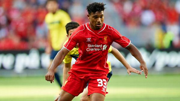 Jordon Ibe Has featured Well in Brendan Rodgers' 3-4-2-1 System. Image: Getty.