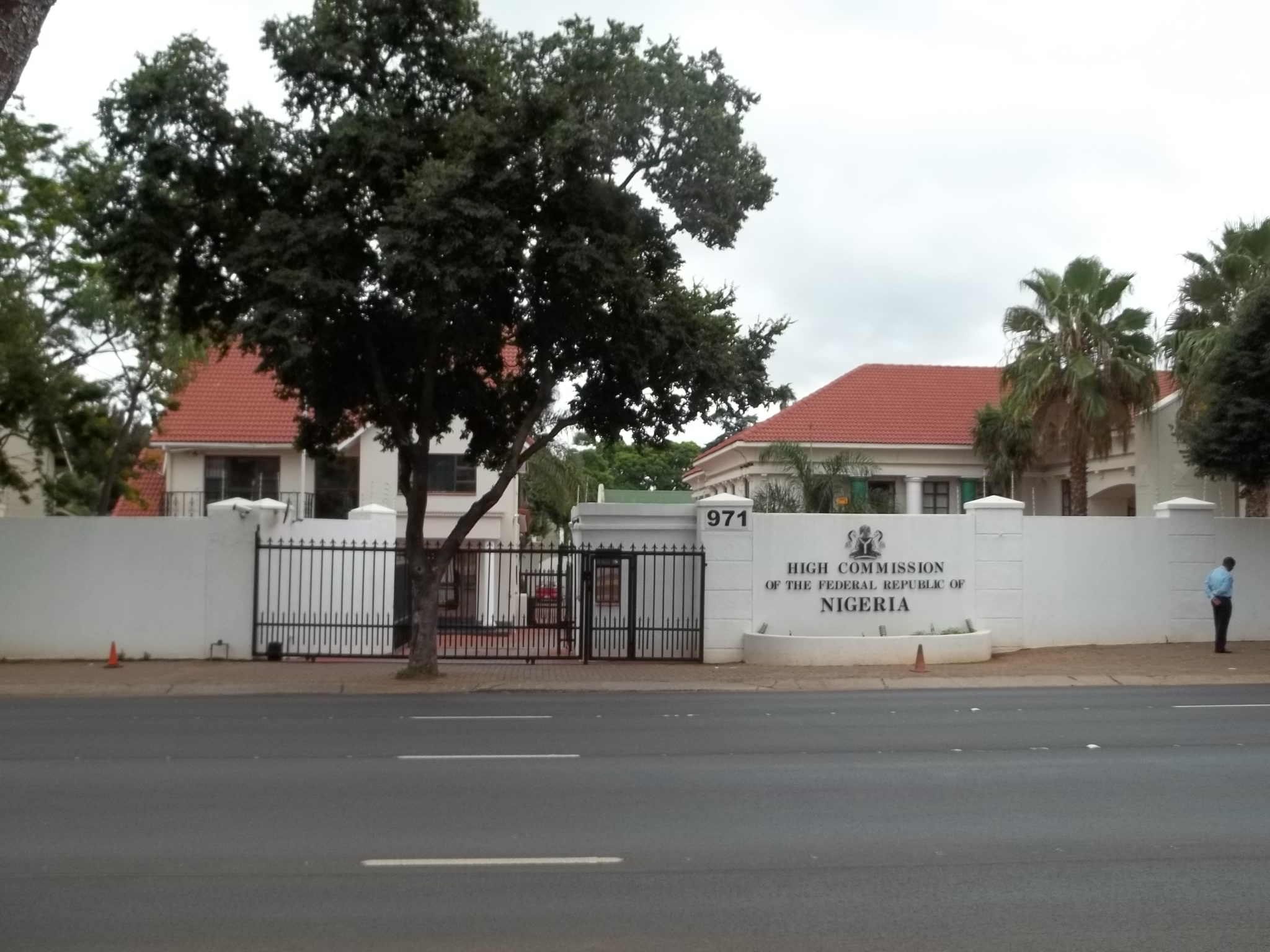 Nigerian_High_Commission_in_Pretoria