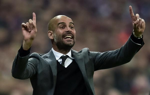 Pep Guardiola 201415UCL10 - Manchester City React To Report Saying Pep Guardiola Has Agreed Juventus Move