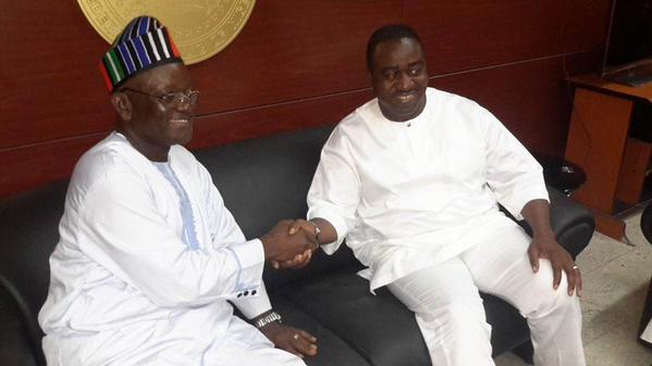 suswan and ortom