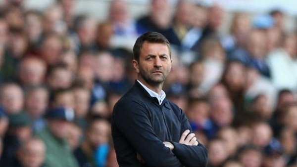Tim Sherwood Returned to White Hart Lane to Snatch here Points from His Former Employers. Image: Getty.