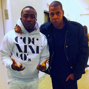 Massive collabo alert: Ice Prince hooks up with Jay Z