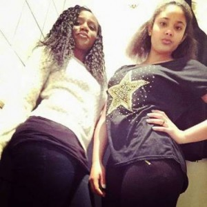 See Maheeda's reaction to Buhari winning the presidential elections