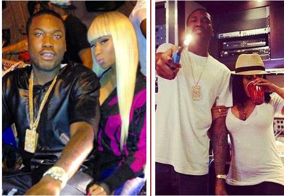 K Michelle And Meek Mill Nicki Minaj'...
