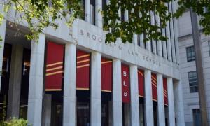 Brooklyn Law School.  Photo: Rick Kopstein/ALM.