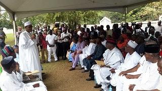 Buhari-Ortom