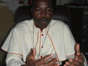 Catholic Bishop of Yola Diocese-Stephen Mamza