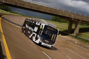 Cow-poo-powered-bus-sets-land-speed-record