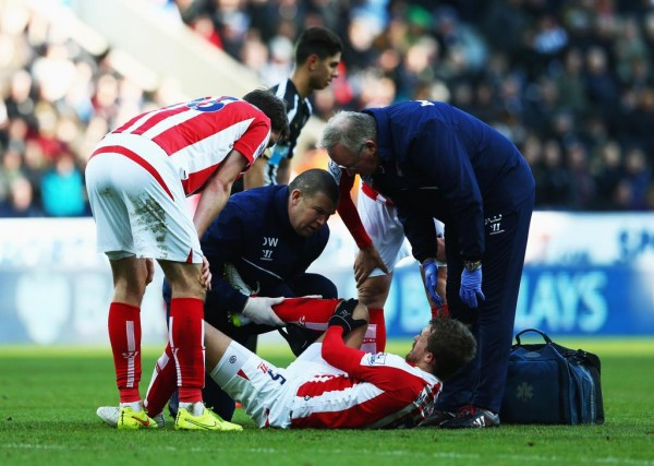 A Torn Ligament Ruled Muniesa Out of Football for 2-and-a-half Months. Image: Getty.