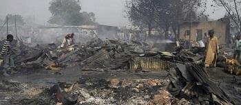 burnt market