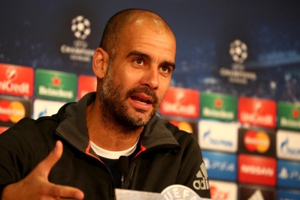 Pep Guardiola Says Bayern Must Make Use of Their Chances Against Barcelona. Image: Getty.