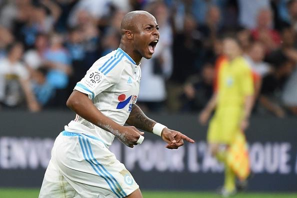 Could Andre Ayew's 28-Year Long Relationship With Marseille Sudenly Come to an End. Image: Getty.