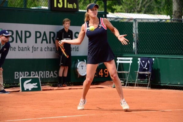 Elian Svitolina, Youngest in 2015 Roland Garros Last Eight. Image: Getty.