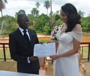 oshiomole marriage