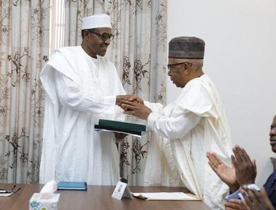 Ahmed Joda-President Buhari