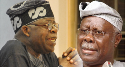 """Tinubu Lobbied Abacha For Commissioner Position, Resorted To Activism When It Didnt Work"" – Bode George Makes Shocking Revelation About The APC Leader"