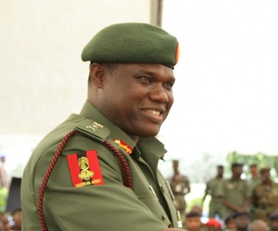 Chief of Army Staff-Kenneth Minimah