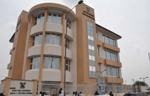 Lagos ministry of justice
