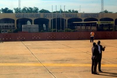 Maiduguri International Airport