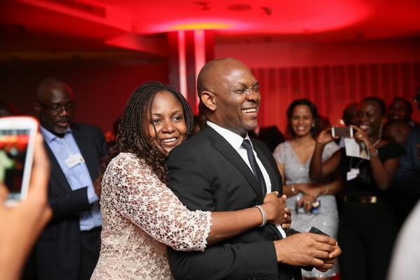 Tony & Awele Elumelu