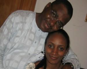 Yuguda with 4th wife