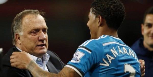 Dick Advocaat to Remain as Sundrland Boss for One More Year. Image: Getty.