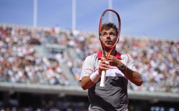Stanislas Wawrinka Wins Maiden French Open Title. Image: Getty.