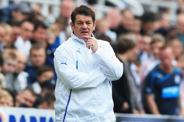 Newcastle Caretaker Manager John Carver Sacked after an Unsuccessful Stint. Image: Matthew Lewis/ Getty.