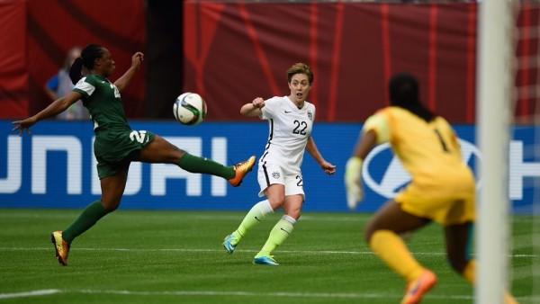 Nigeria Suffered a Lone Goal Defeat at the Hands of the USWNT at the BC Place Stadium on Wednesday Morning. Image: Mike Hewitt for Fifa via Getty Images.