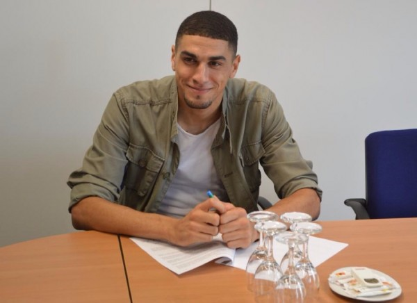 Leon Balogun Signs a Three-Year Contract With Mainz. Image: Mainz.
