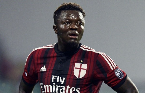 Sulley Muntari Will End His Three-Year Spell at AC Milan By Mutual Consent. Image: Getty.