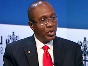 CBN Governor Godwin Emefiele