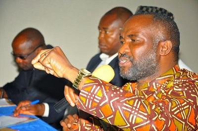 HURIWA National Coordinator, Comrade Emmanuel Onwubiko